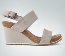 Schuhe Sandalen mit Keilabsatz