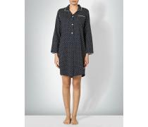 Damen Nachthemd im Punkte-Design