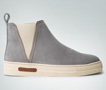 Damen Schuhe Chelsea Boots mit Teddyfutter
