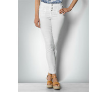 Damen Jeans mit hohem Bund