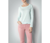 Damen Pullover in leichter Strick-Optik