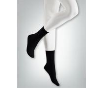 Damen Socken Socken mit Seide im 3er Pack