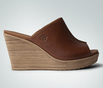 Damen Schuhe Mules aus Leder
