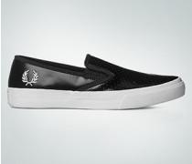 Damen Schuhe Slip Ons aus Lackleder
