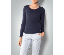 Damen T-Shirt Longsleeve in cleanem Design
