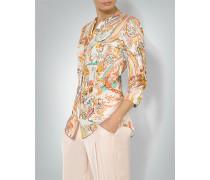 Damen Bluse mit Paisley-Dessin