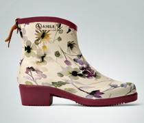 Damen Schuhe Gummistiefel mit Photo-Print
