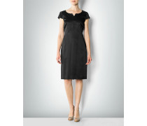Kleid in Satin-Optik