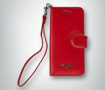 Damen Iphone 6-Clutch Loop Leder
