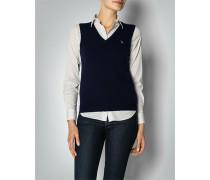 Damen Pullover Pullunder aus Lammwolle