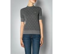 Damen Pullover mit Polka Dots