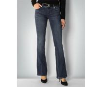 Damen Jeans im Flared-Look