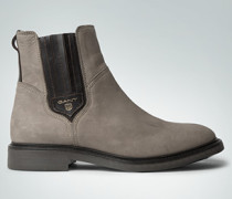 Damen Schuhe Chelsea Boot aus Nubukleder
