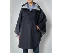 Damen Jacke Regencape mit Packtasche