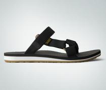 Damen Schuhe Sandalette mit Klettverschluss