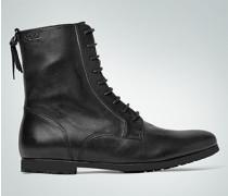 Damen Schuhe Stiefelette mit modischer Schnürung