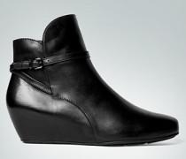 Damen Schuhe Stiefeletten mit überzogenem Keilabsatz