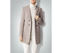 Damen Long-Blazer in cleanem Design