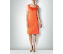 Damen Kleid mit Rüschenbesatz