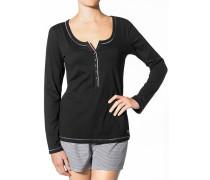 Damen Schlaf-Shirt Baumwolle