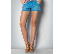 Hose Short im Vintage-Look