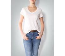 Damen T-Shirt in cleanem Design