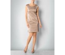 Damen Kleid im Etui-Stil aus Cotton-Satin