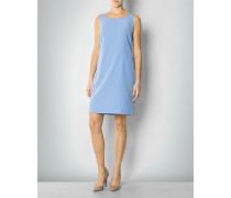 Damen Kleid aus gepeachter Microfaser