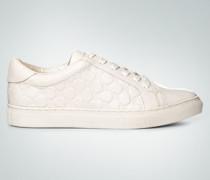 Damen Schuhe Sneaker mit Kornblumen-Prägung