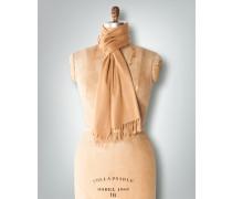 Schal aus Kaschmir in Trendfarbe
