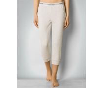Damen Nachtwäsche Pants mit Webgummi