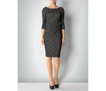 Damen Kleid im Jacquard-Stil