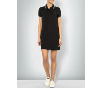 Kleid im Polo-Shirt-Look