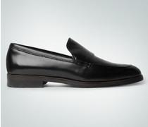Damen Schuhe Penny Loafer im Glanzleder