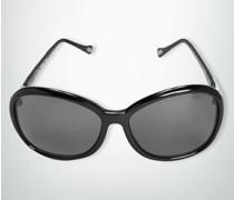 Damen Brille Sonnenbrille im Vintage-Look