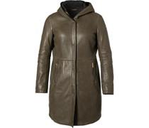 Mantel Adele aus Lammnappa