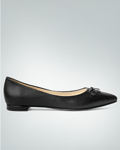Schuhe Balarinas mit Lackschleife