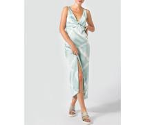 Kleid in Batik-Optik