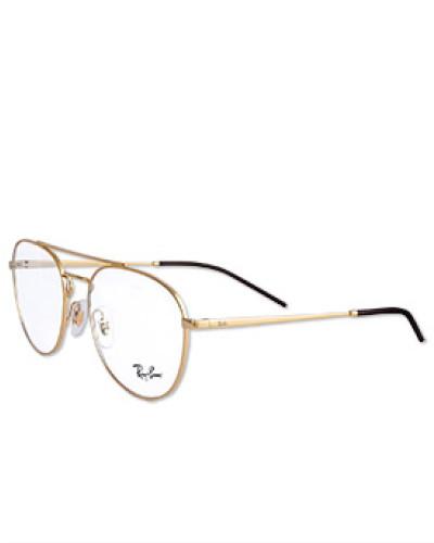 Brille Korrektionsbrille im Pilotenstil