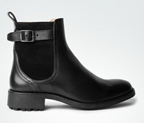 Damen Schuhe Stiefelette im Chelsea-Boot-Style