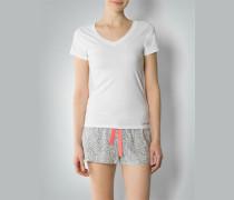 Damen Schlafshirt aus Baumwolle