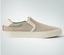 Damen Schuhe Slip-Ons aus Veloursleder