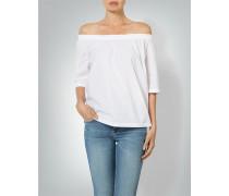 Damen Bluse im Off-Shoulder-Style