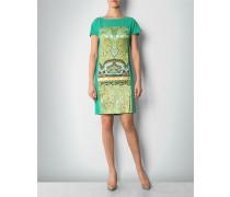 Damen Kleid mit Kontrast-Einsatz