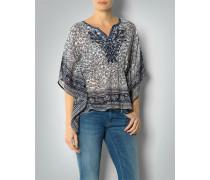 Bluse Tunika mit floralem Print