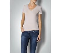 Damen T-Shirt in Feinstrick-Qualität