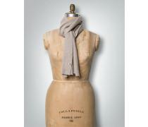 Damen Schal aus Rippenstrick