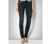 Damen Jeans mit Ziersteinen