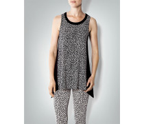 Damen Sleepshirt aus Jersey mit Animal-Print