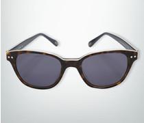 Damen Brille Sonnenbrille in mehrfarbigem Design